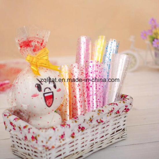 China Customzied BOPP Plastic Gift Bag