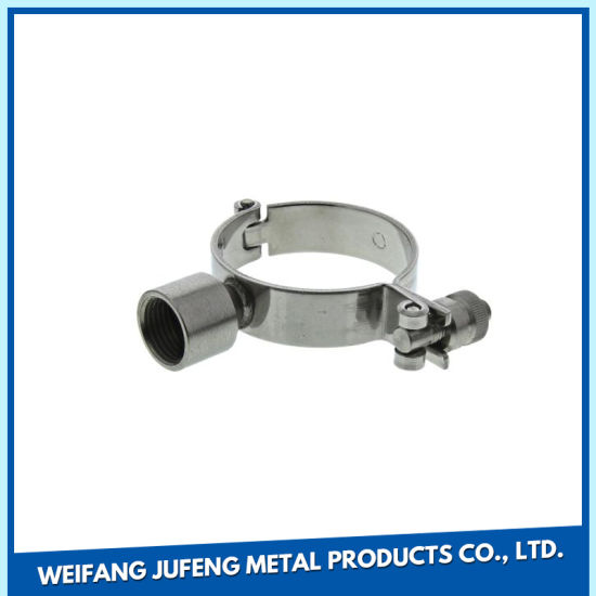 Quickly Release Adjust Ventilation Pipe Fasteners Pipe Clamp