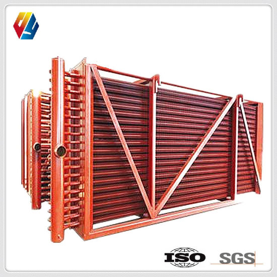 Gas Fired Steam Boiler Parts Alloy Steel Economiser Tubes Price
