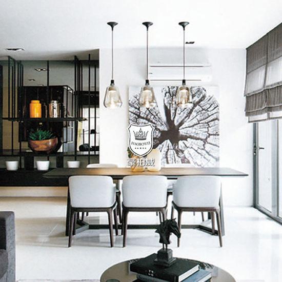 Australia Modern Boutique Apartment Dining Room Sets Wood Furniture