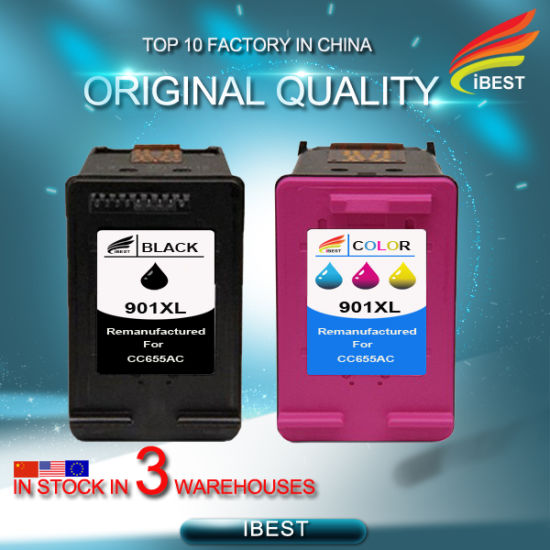 Best Products Ink for HP901XL Printers Cartridge