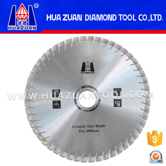 Diamond Cut Saw Blades with Incline Segment