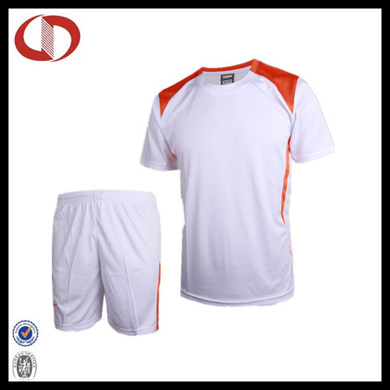 Polyester Interlock Wholesale Best Football Jersey pictures & photos