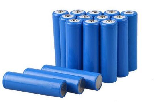 High Power 18650 3.7V 2000mAh Li-ion Samsung Battery for Flashlight/Torch