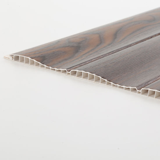 China Printing Wood Pvc Ceiling Cladding Interior Decorative