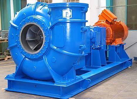 Mixed Flow Chemical Process Pump