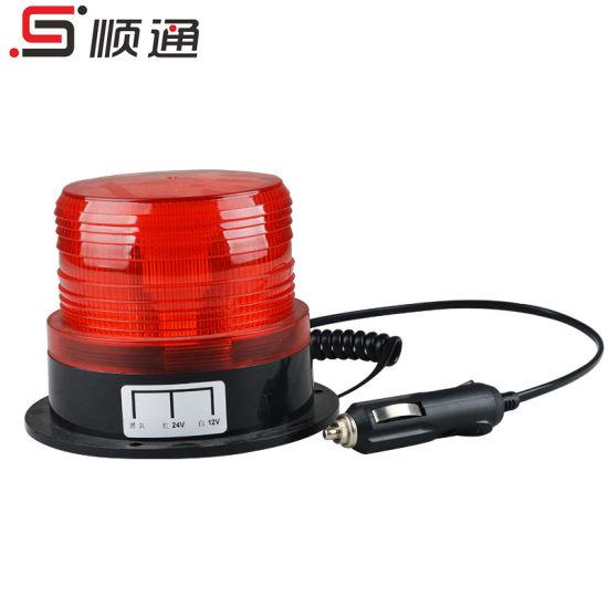 Lte-5162 LED Warning Strobe Light Beacon