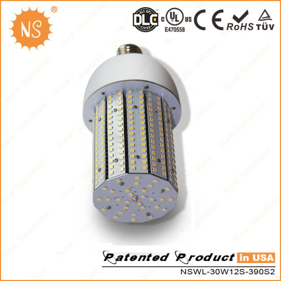 VDE Listed IP54 30W E27 E40 LED Street Bulb pictures & photos