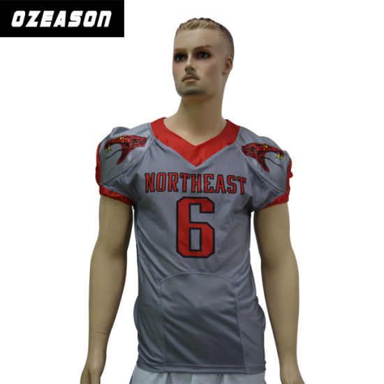682e403a316 Custom American Football Uniforms Sublimation Football Training Jersey  pictures   photos