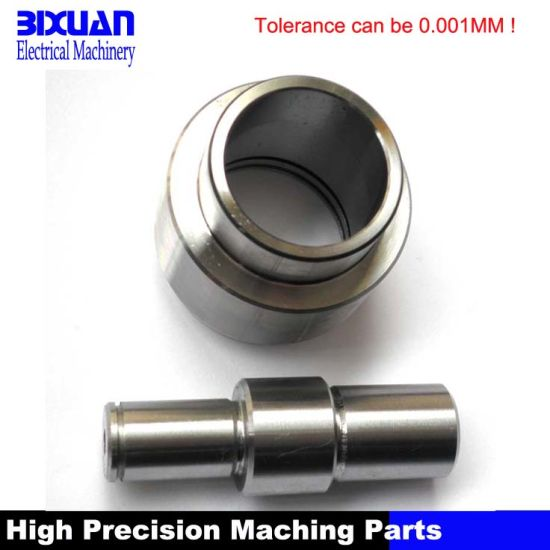 High Precision Machining Part (BIX2012-HP025) pictures & photos