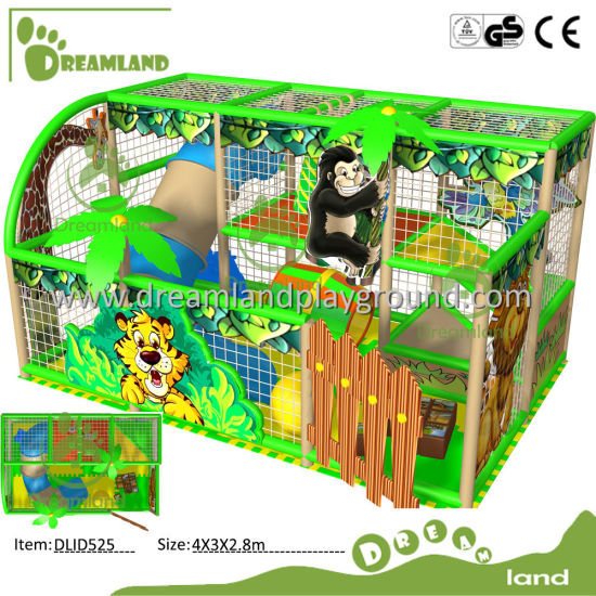 Factory-Direct Kids High Quality Material Indoor Playground Equipment pictures & photos
