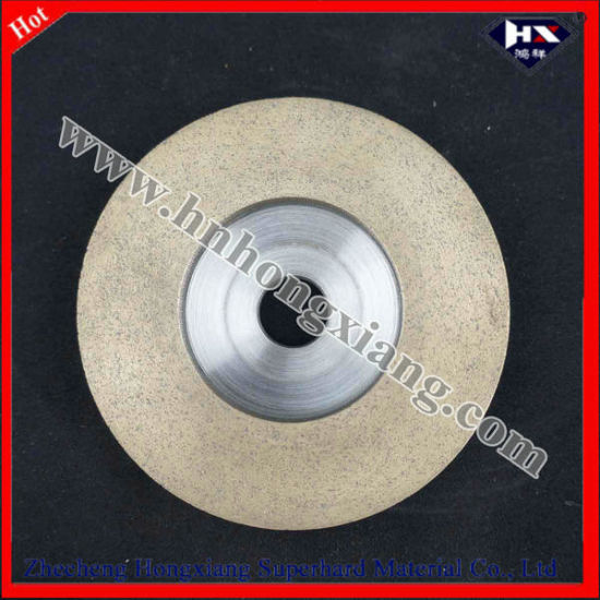 Diamond Cup Wheel for Angle Machine/Diamond Glass Grinding Wheel pictures & photos