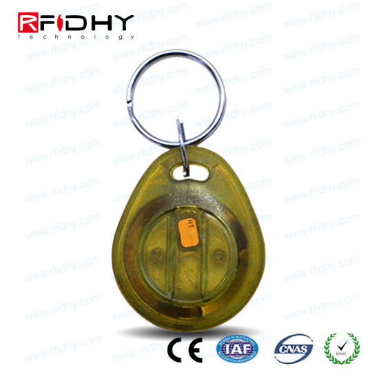 Rfidhy RFID NFC Tag Keyring pictures & photos