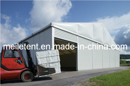 Aluminum Storage Tent Warehouse Tent with Sandwich Panel (ML-B015) & China Aluminum Storage Tent Warehouse Tent with Sandwich Panel (ML ...