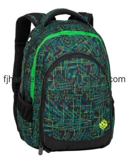 Durable Outdoor Leisure Printing Polyester Backpack