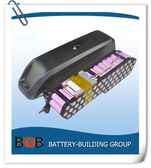 13s4p 48V 11.6ah Samsung Downtube Lithium Battery for Electric Bike and Tricycle