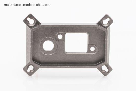 Custom Aluminum CNC Complexity Products Precision Machining Parts
