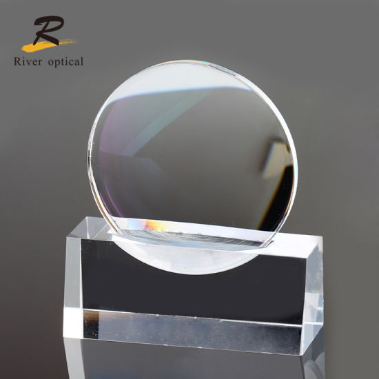 1.56 Nk55 Blue Cut Resins Optical Lens