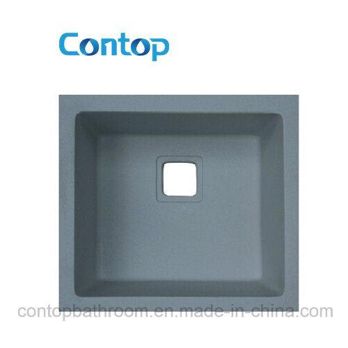 Granite Quartz Stone Wash Sink Kitchen Sink (SRD008)