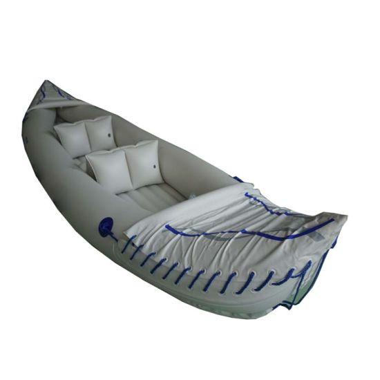 Dfaspo Hot Sale Inflatable Canoe Yacht Fishing Boat Kayak