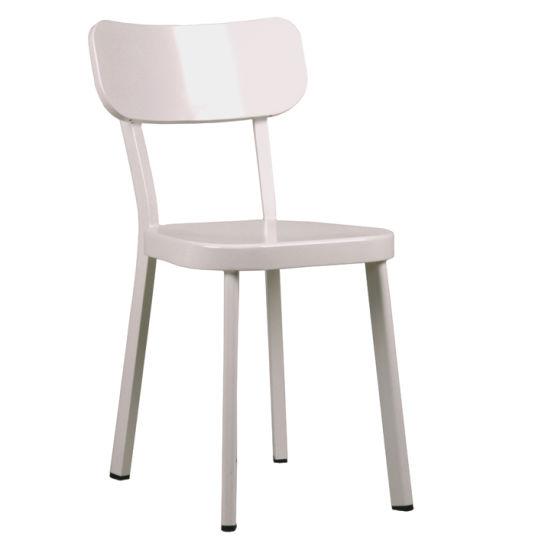 Modern Metal Restaurant Dining Furniture Deja Vu Chair