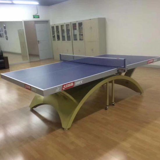 China Best Selling International Standard Table Tennis Ping Pong - International ping pong table