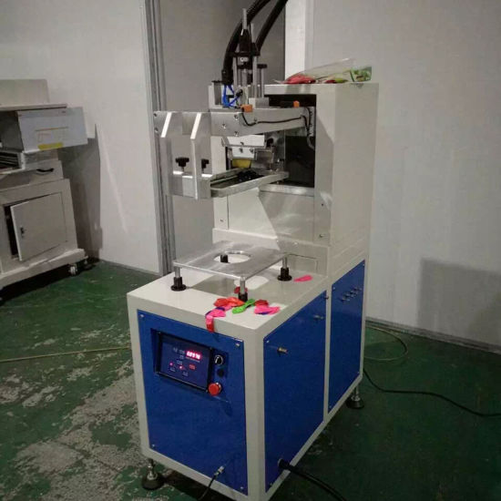 Single Color Balloon Screen Printing Machine pictures & photos