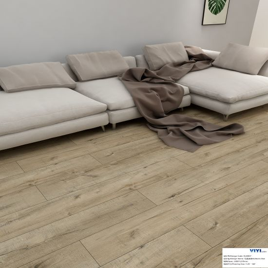 PVC Floor Flims with Mario Oak