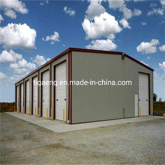 China Top Grade Fast Construction Steel Structure Prefab
