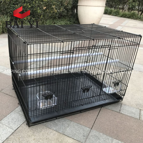 China Human Sized 24x24x24 Iron Bird Breeder Cages For Sale In Pakistan In Karachi China Human Sized Bird Cage And Handmade Bird Cage Price