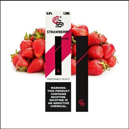 Best E Liquid High Nicotine Eon Stik 1.3ml Flat Shape E Cigarette OEM Wholesale Disposable Vape Pen