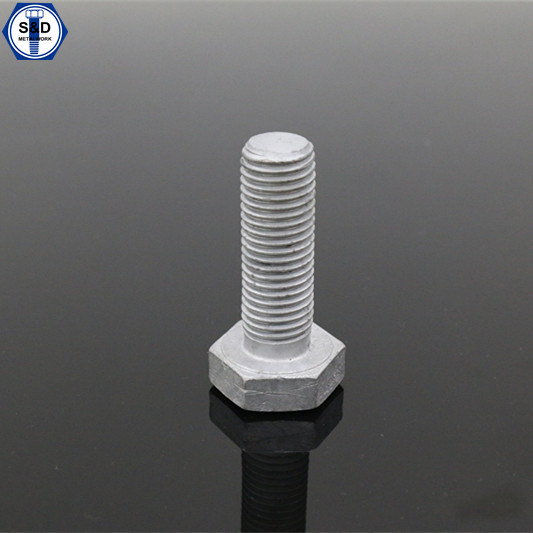 High Tensile Bolt A325 Type1 Zinc Plated