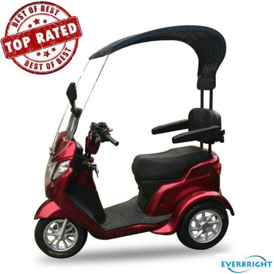 3 Wheel Electric Scooter Tricycle E-Trike for Adult pictures & photos