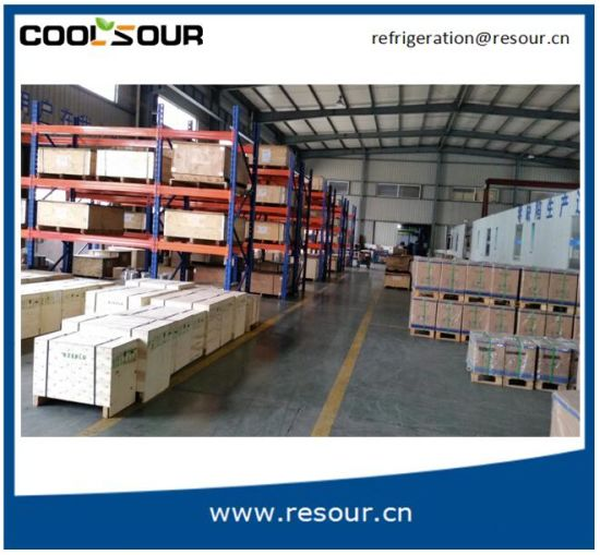 Coolsour Refrigeration Compressor, Semi-Hermtic Reciprocating Compressor pictures & photos
