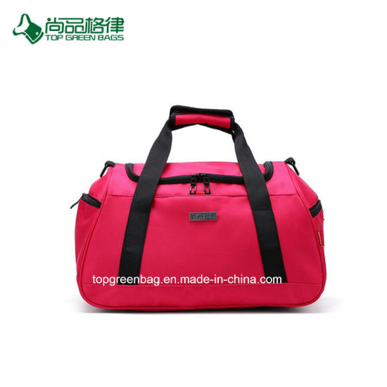 1f59ee3ba1 Customize Polyester Waterproof Duffel Bag Sport Travel Bag Carrying Case  pictures & photos