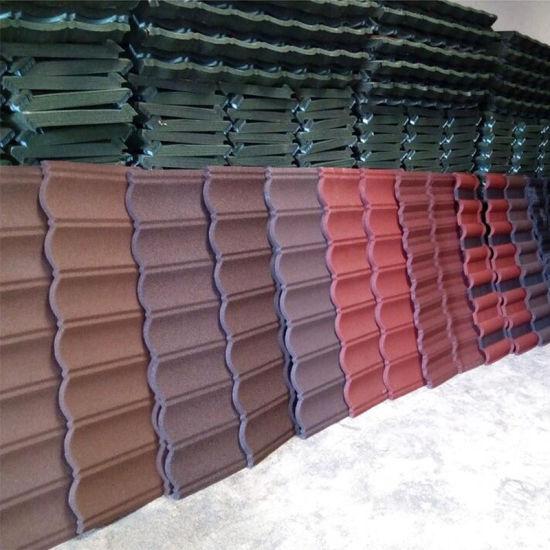 china waterproof fireproof kerala stone coated steel roof tiles rh wtmachine en made in china com ceramic roof tile kerala tile roof house in kerala