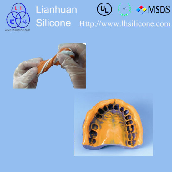 China Silicone Putty for Dental Impression Material Mould Make