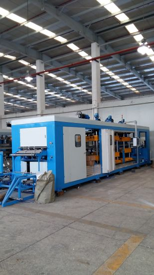 Zs-5569e Positive and Negative Pressure Forming Machine pictures & photos