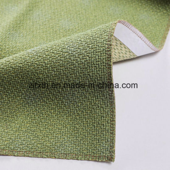 100% Polyester Yarn Dyed Colorful Dobby Fabric for Sofa pictures & photos