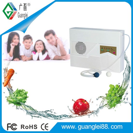 CE RoHS FCC Air Ozonator and Ionic Air Purifier Gl-2186 pictures & photos