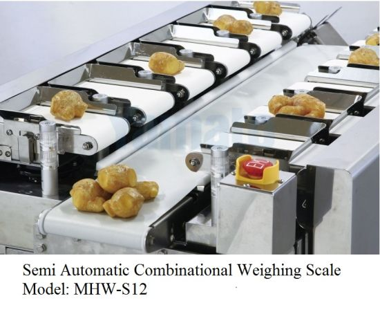 Automatic Weight Matching Machine pictures & photos