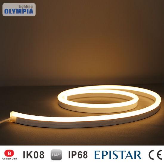 China IP68 Outdoor Wall LED Strip SMD 5050 Lamps LED Lights - China ...