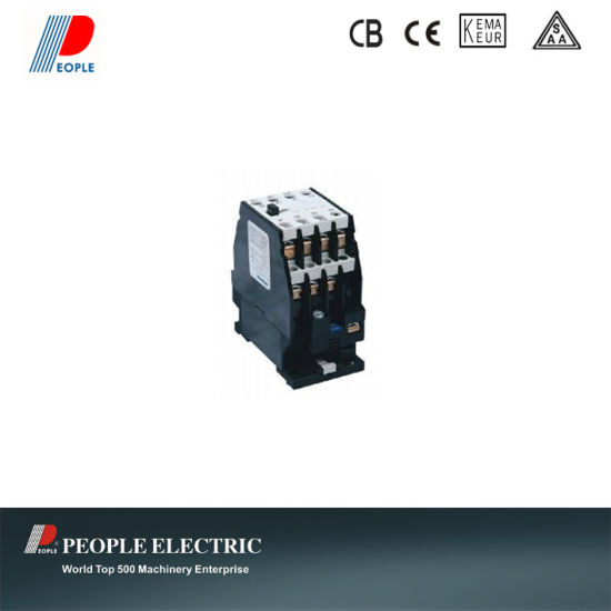 High Quality Magnetic Contactor AC Contactor pictures & photos