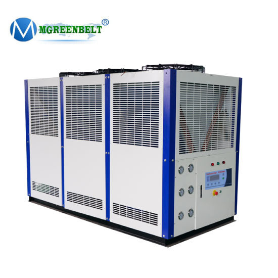 Cheap Price 30HP 83kw Industry Cooling Ststem Refrigeration Cooler Air Cooled Industrial Water Chiller