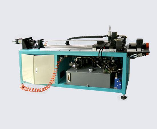 CNC End Approaching Punching Machine