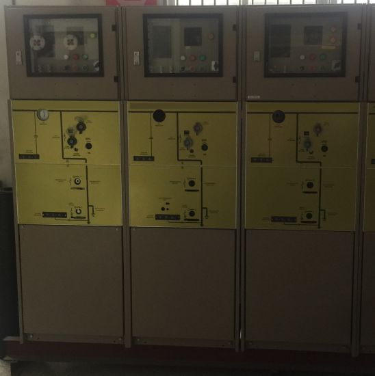 China 33kv Gis Switchgear Panel - China Gis, Gas Inuslating