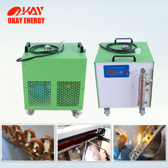 Oh1000 Okay Energy Copper Brazing Oxyhydrogen Gas Welding Generator Hho pictures & photos