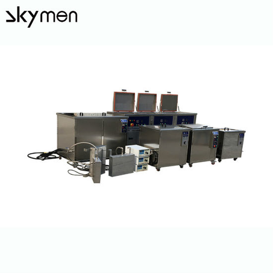 Industrial Ultrasonic Medical Cleaning Washing Equipment for Engine Block, Cylinder Head