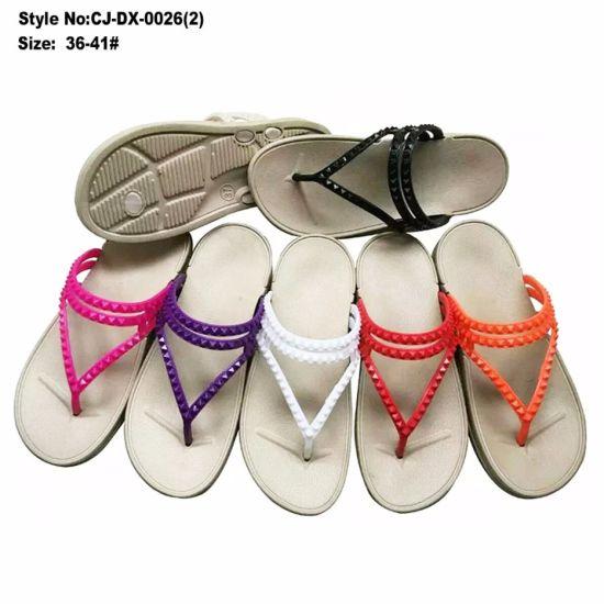 fe220dac6d84c2 China EVA Flip Flops Ladies Slippers