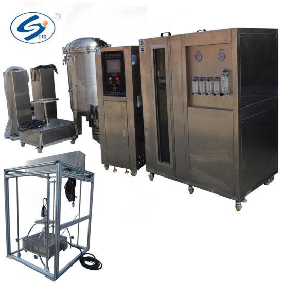 ISO Simulate Environment IP Grade Rain Spray Waterproof Test Equipment